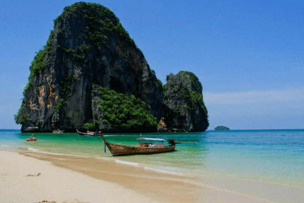 Phra Nang Beach - Best Beaches In Thailand -