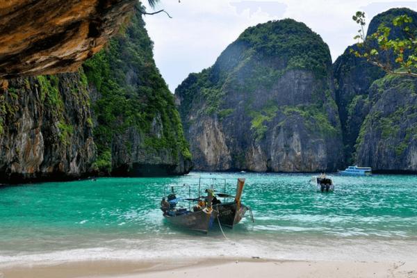 Maya Bay - Best Beaches In Thailand