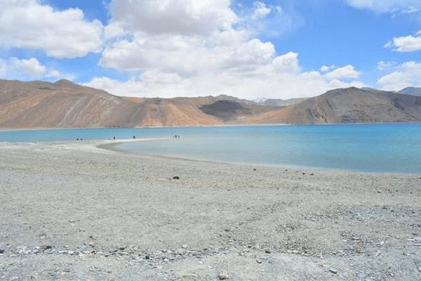 Lake in Ladakh