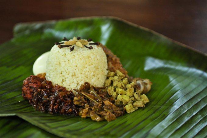 Lamprais, Sri Lankan Food