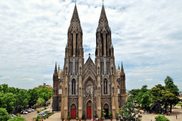 St. Philomena Church, Mysore