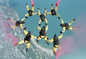 Sky diving - Top 10 Things to do in Pattaya