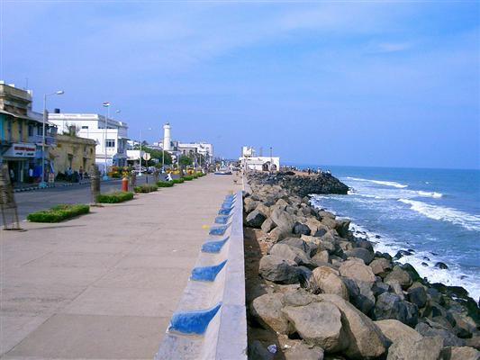 Puducherry, Chennai