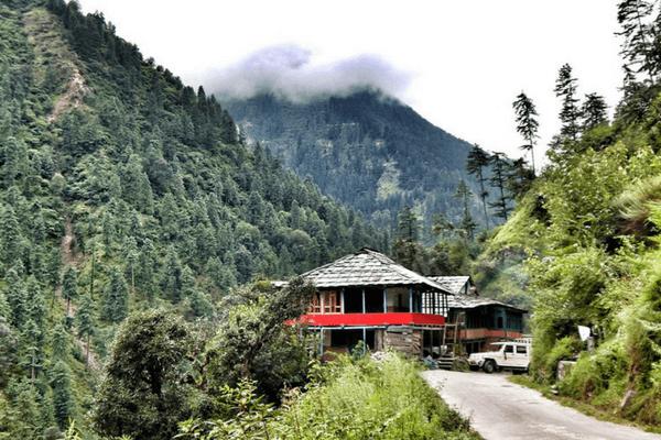 Great Himalayan National Park, Manali
