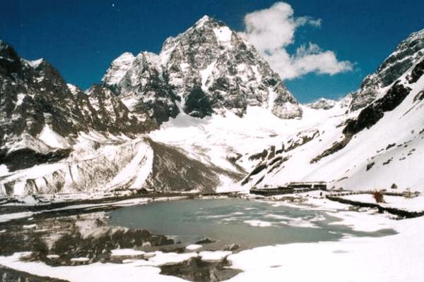 Manimahesh Kailash, Himachal Pradesh