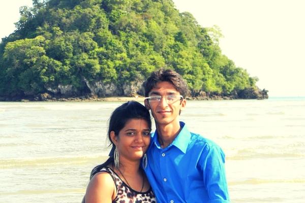 Crystal clear beaches at Krabi