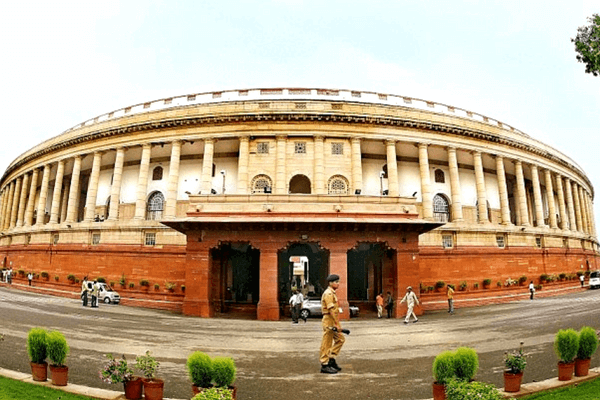 Parliament House, Magic Of Golden Triangle Circuit in India