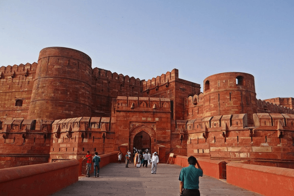 Agra Fort, Magic Of Golden Triangle Circuit in India