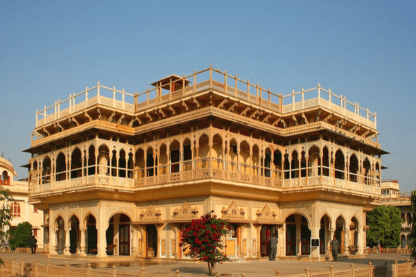 City Palace, Magic Of Golden Triangle Circuit in India