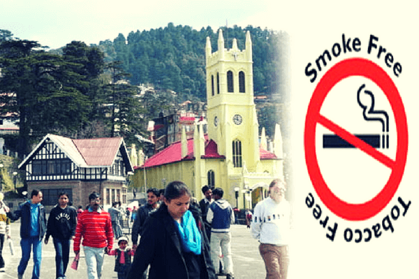 No Smoking, Himachal Pradesh