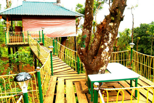 Kaivalyam Retreat Treehouse, Munnar