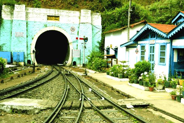 Kalka-Shimla Express