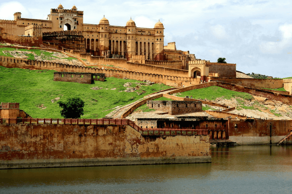 Amber Fort, Magic Of Golden Triangle Circuit in India