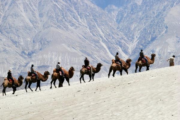 Trekking In Ladakh - 10 Perfect Treks For Adventure Junkies