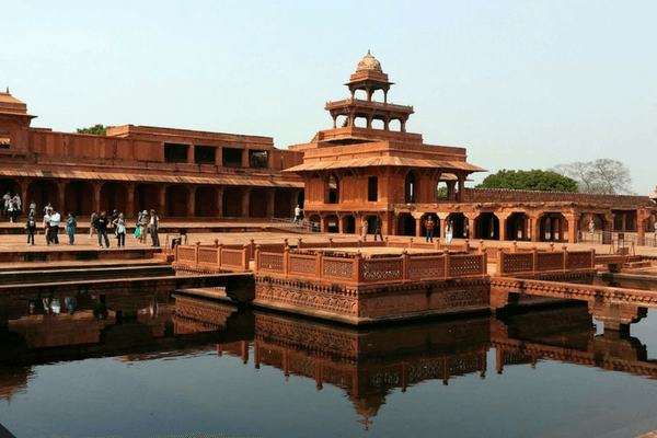 Fatehpur Sikri, Golden Triangle Tour