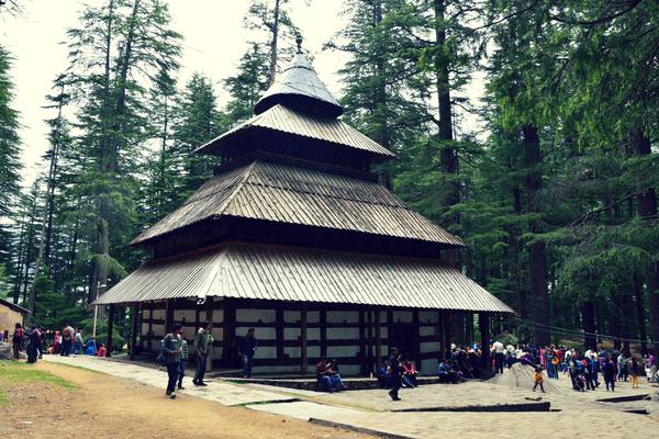 Hadimba Temple, Manali
