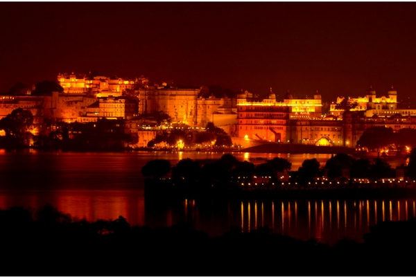 Udaipur, New Year Destination in India