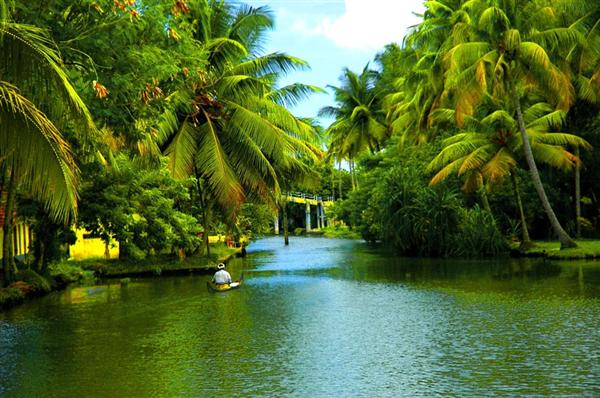 Alappuzha, New Year Destination in India