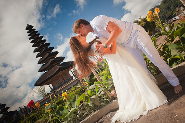 Bali, Indonesia -  Honeymoon Destinations On A Budget