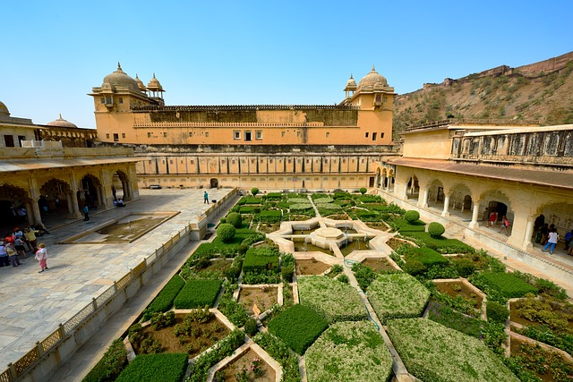 Jaipur, New Year Destination in India