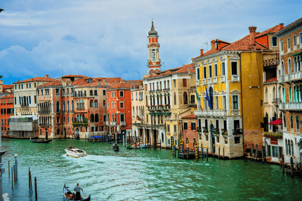 Venice, Italy, Honeymoon Destinations