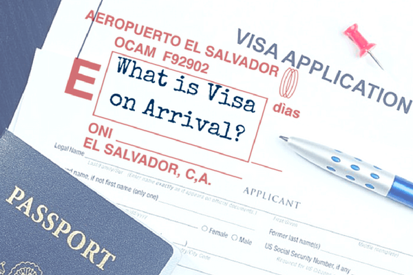 Visa on Arrival, Travelling Abroad