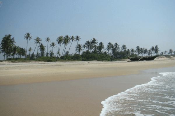 Varca Beach, Beaches in South Goa