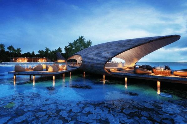 St. Regis Maldives Vommulis