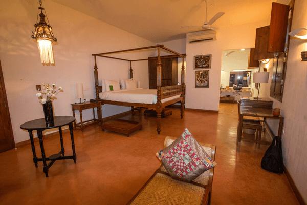 Villa Shanti, Pondicherry