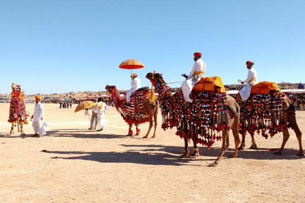Dessert Festival, Rajasthan