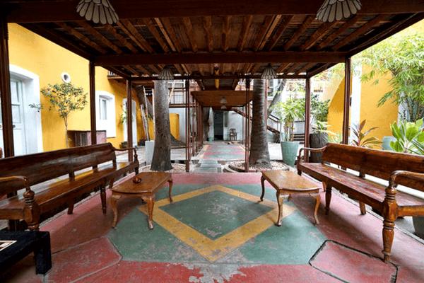 Hotel Du Parc, Pondicherry