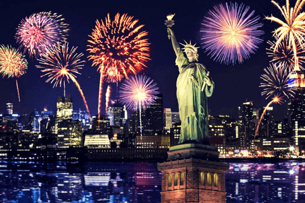 New York City,festive cities in the world for New Year's Eve