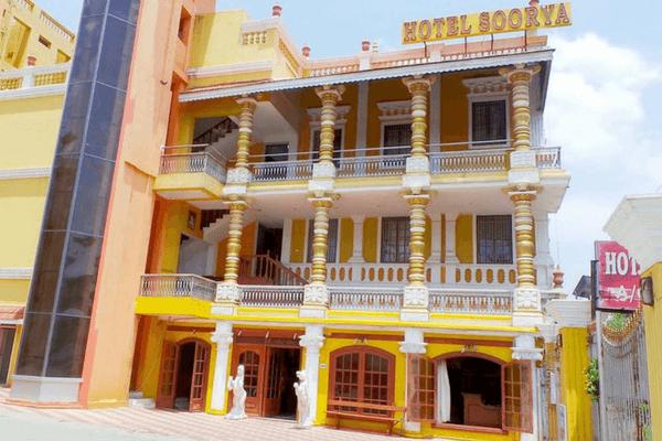 Soorya Heritage Inn, Pondicherry