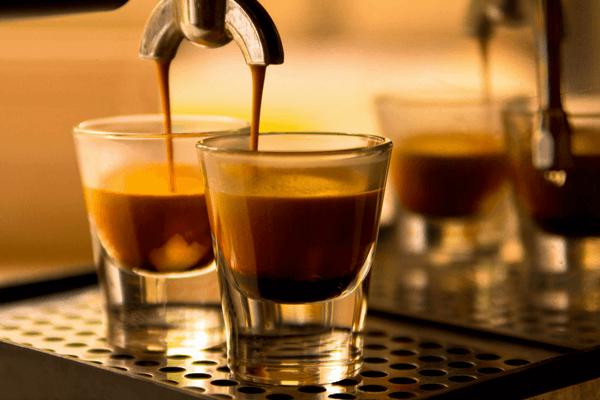 Espresso Shots, Rome