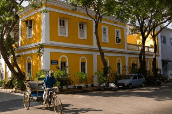 Hotel Gratitude, Pondicherry