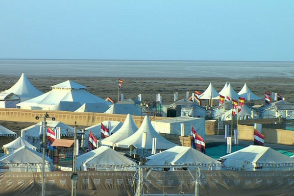 Rann Of Kutch - Most Romantic Honeymoon Destinations In India