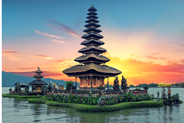Bali, Honeymoon Destination
