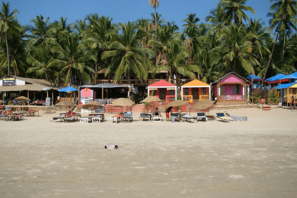 Agonda Beach - Beaches in South Goa