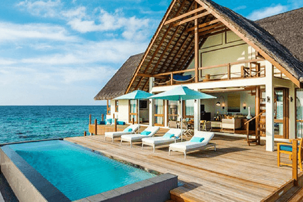 Four Seasons Landaa Giraavaru, Resort in Maldives