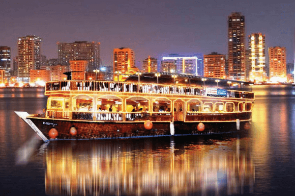 Dhow Cruise - Things To Do In Dubai Shopping Festival Apart From Shopping