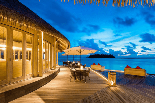 Como Maalifushi, Resort in Maldives