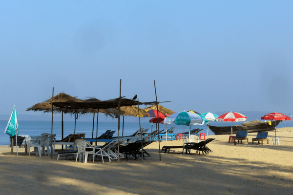 Betalbatim Beach, Beaches in South Goa