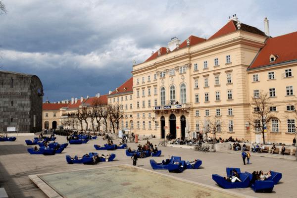 Museums Quartier, Vienna
