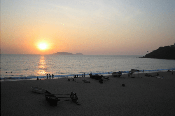 Bogmalo Beach, Beaches in South Goa