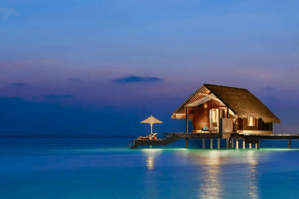 One and Only Reethi Rah, Resort in Maldives