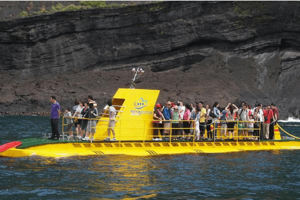 Take a Submarine Ride, Maldives