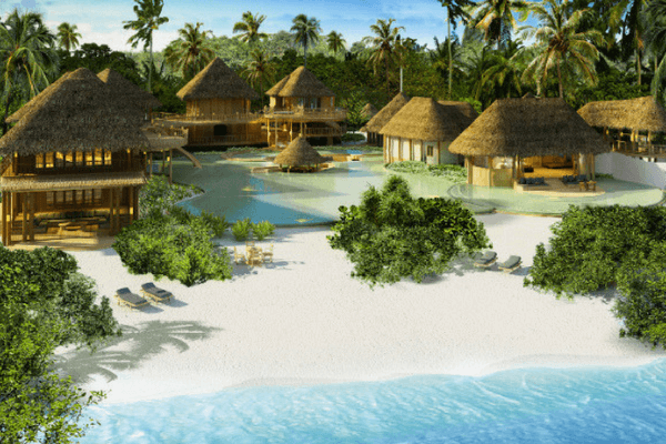 Soneva Fushi, Resort in Maldives