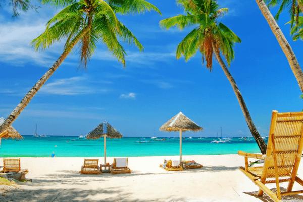Beach Life in Bali