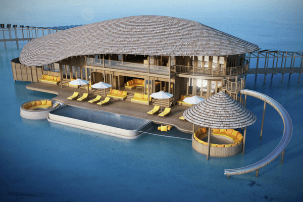 Soneva Jani, Resorts in Maldives