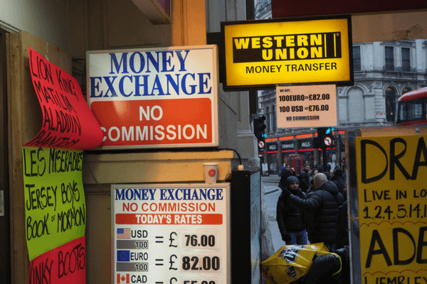 No Fee Exchange Offices, Currency Exchange
